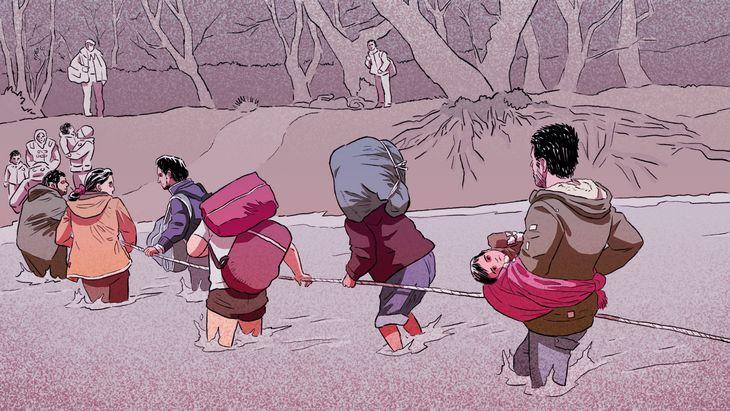 «Enterre-moi, mon amour» : un jeu mobile sur l'histoire d'une réfugiée syrienne