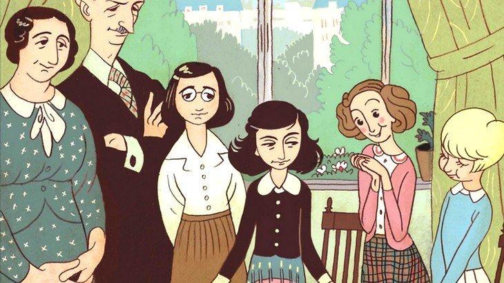 LA BD de la semaine : Le Journal d'Anne Frank