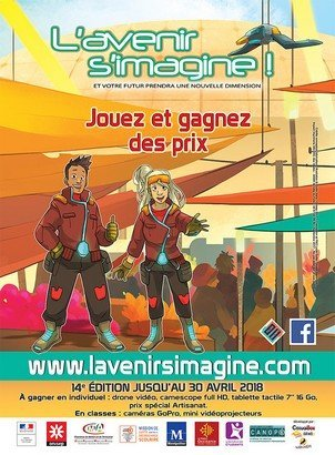affiche lavenirsimagine2017 2018