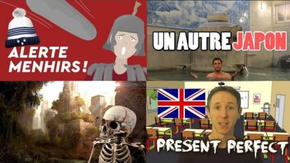 Apprendre avec YouTube #49 : Poisson Fécond, Les petits aventuriers, Stupid Economics…