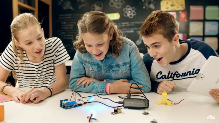 Acer CloudProfessor : un kit pédagogique pour débuter avec l'Internet des objets