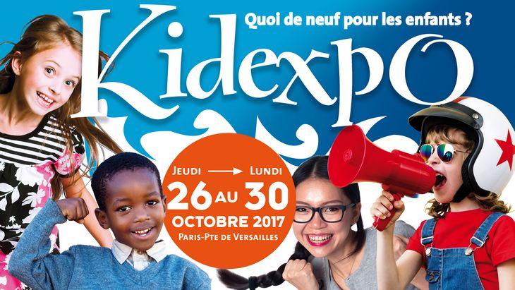 Kidexpo : le rendez-vous des enfants avec des ateliers DIY et le lab numérique