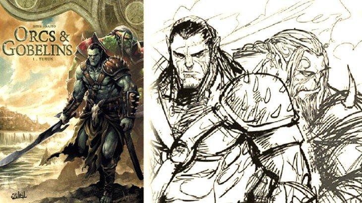 La BD du week-end #16 : Orcs & Gobelins – Turuk, une nouvelle saga dans les Terres d'Arran !