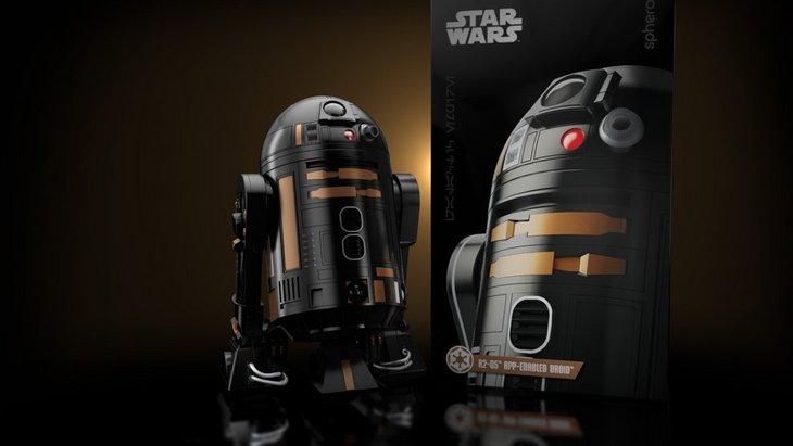 R2-Q5, le rival de R2-D2 débarque chez Sphero