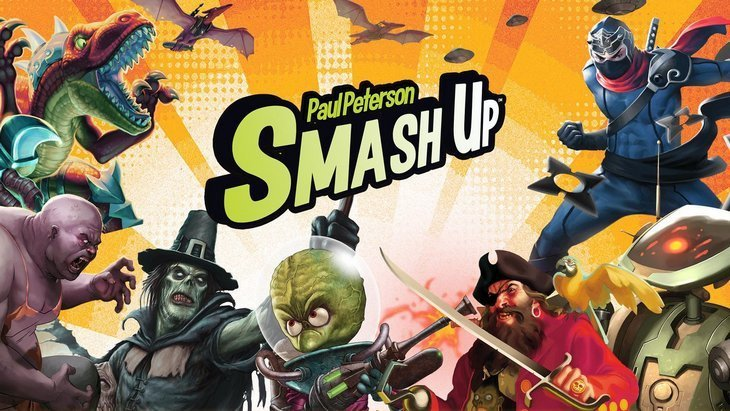 Le jeu mobile du jour : Smash Up, le jeu de cartes arrive sur Android, iOS et Steam