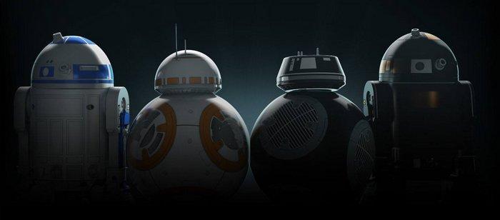 sphero droide star-wars