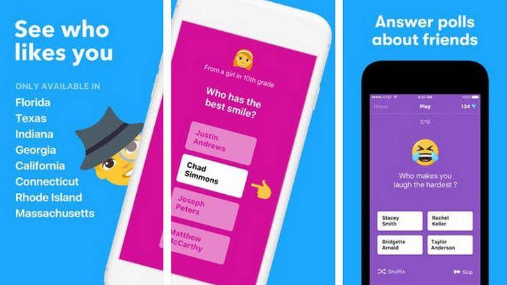 C'est quoi TBH,  la nouvelle appli sociale préférée des ados américains que Facebook vient de racheter ?