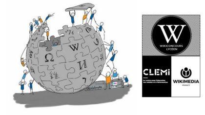 Participe au Wikiconcours lycéen et contribue à Wikipédia !
