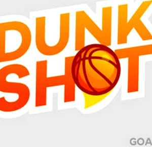 Jeu mobile du jour : Dunk Shot (App Store, Google Play)