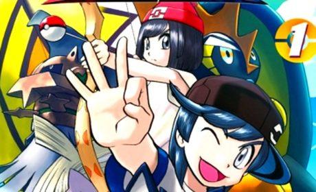 Sortie du manga Pokémon Soleil – Lune (tome 1) chez Kurokawa