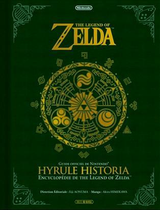 Zelda Hyrule Historia