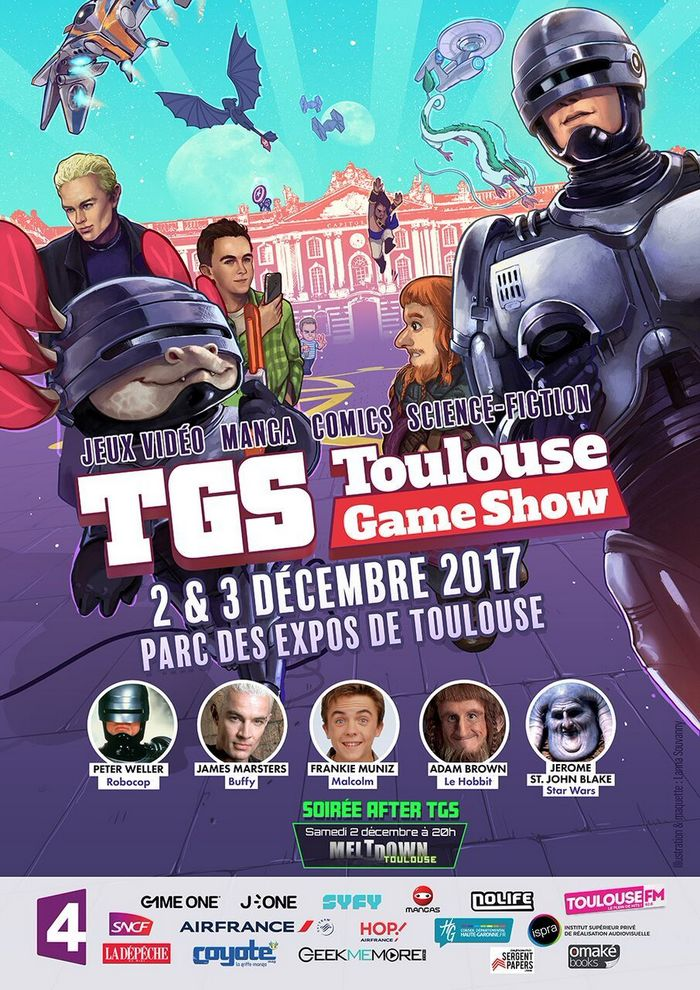 Toulouse Game Show 2018