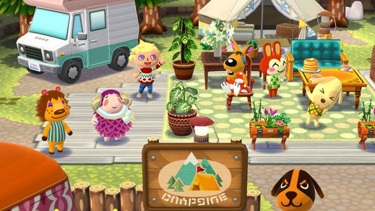 Animal Crossing: Pocket Camp, le nouveau jeu mobile Nintendo disponible !