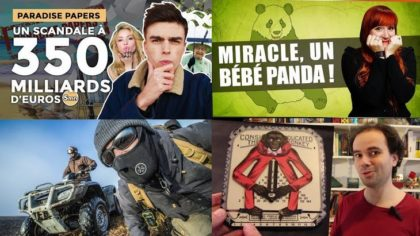 Apprendre avec YouTube #53 : Le grand JD, Amixem, Les Bons Profs, Les Bons Profs……