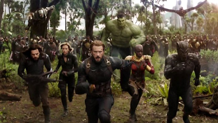 Avengers : Infinity War, la bande-annonce 100% super-héros