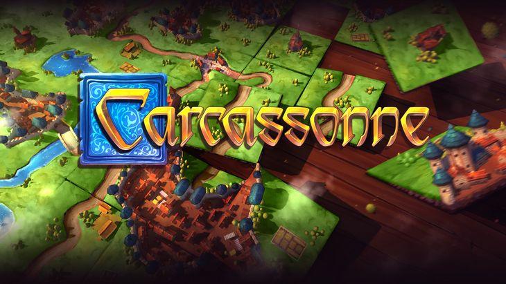 Le jeu de plateau Carcassonne dispo en 3D sur Android, PC et Mac !