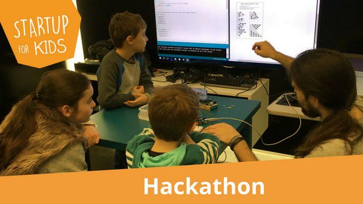Participe au mini-hackathon de Startup for Kids le 19 novembre !