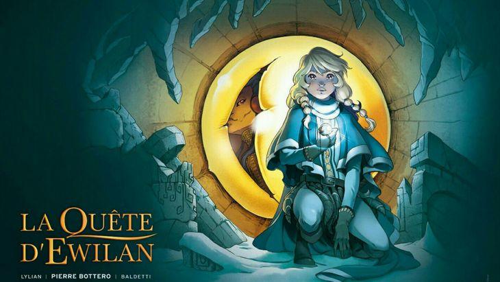 La BD du week-end #19 : La Quête d'Ewilan (tome 5) de retour