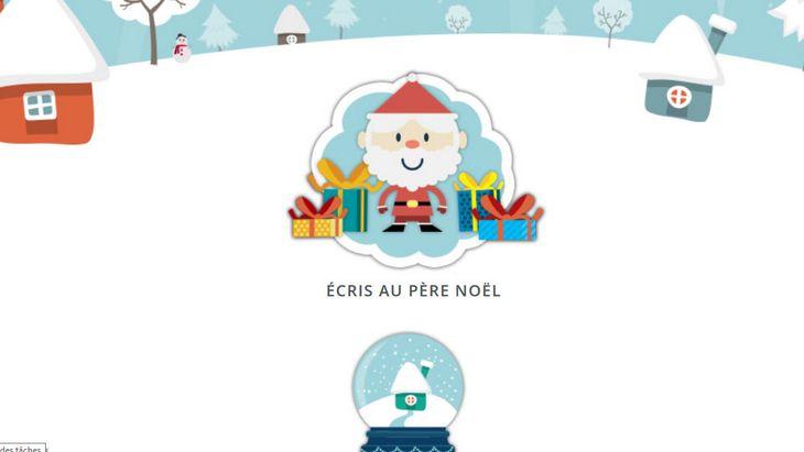 Le bureau de Père Noël est de retour sur Net-C Junior ! Écris-lui vite !