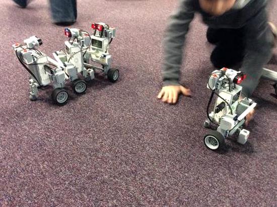 robot program