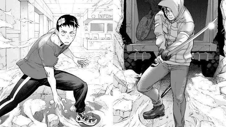 Manga : sortie de Soul Guardians, une série entre action et fantastique