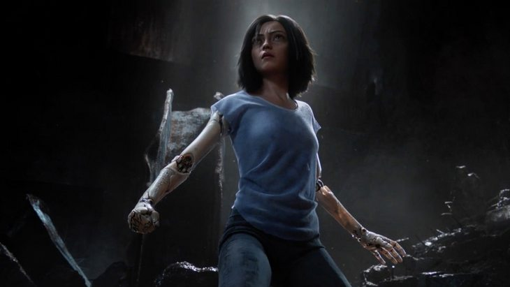 Alita Battle Angel, l'adaption du manga Gunnm, se dévoile dans un trailer