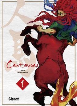 centaures manga Glénat