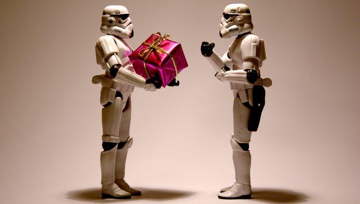 L'actu geek #42 spécial Noël