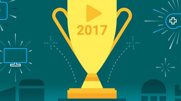 Quels sont les meilleurs jeux et applications 2017 sur Google Play ?