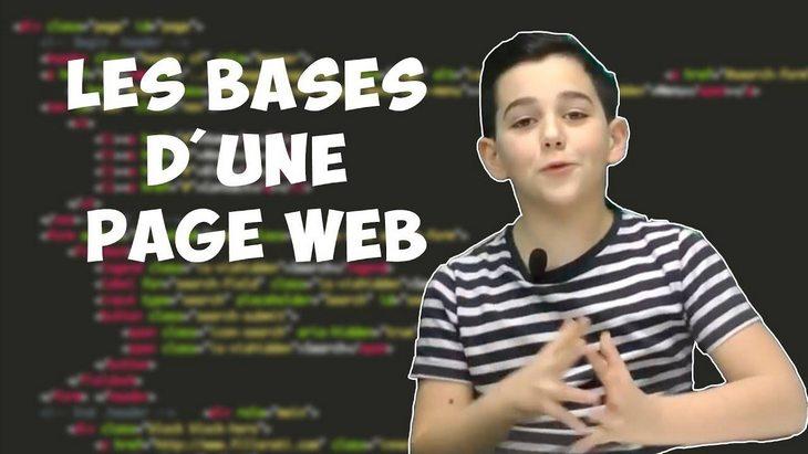 Apprendre à coder avec Ismaël #2 : les bases d'une page web