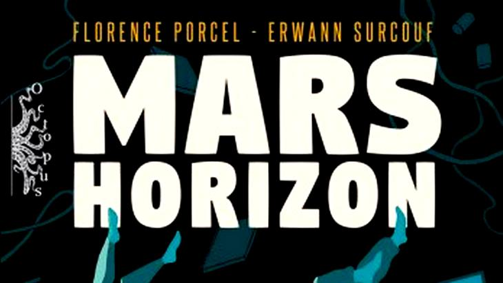 La BD du week-end #21: Mars Horizon