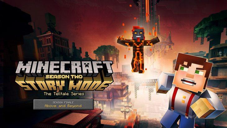 Minecraft Story Mode (Season Two) : l'épisode final disponible, avec une surprise !