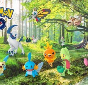 Pokémon GO : des nouveaux Pokémon avant Noël