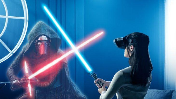 Star Wars Jedi Challenges : le kit de réalité augmentée pour se prendre pour un Jedi !