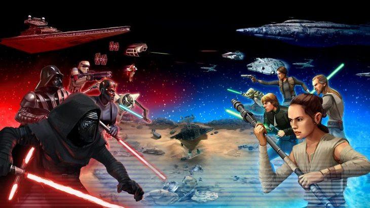 Le jeu mobile du jour : Star Wars Héros de la Galaxie (App Store, Google Play)
