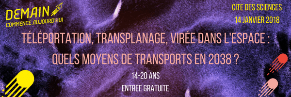 Demain Commence Aujourd'hui - Téléportation, transplanage, virée dans l'esp