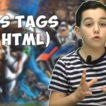Apprendre à coder avec Ismaël #4 : les tags spéciaux