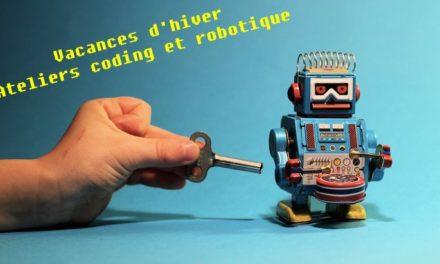 Vacances d'hiver : quels ateliers de programmation informatique à Paris et en province