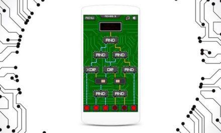 Circuit Scramble, un jeu mobile pour apprendre les bases de l'électronique