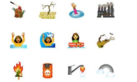 Climoji, des emojis sur le changement climatique !