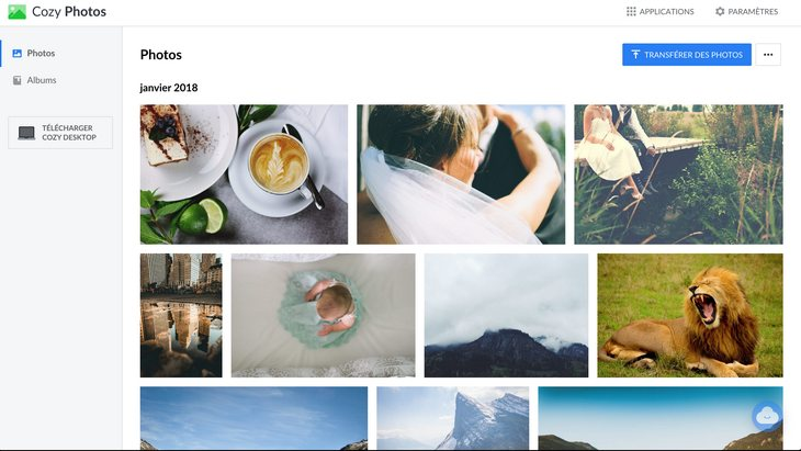 Adieu Google Drive et Photos ! Cozy Cloud héberge et protège tes documents personnels