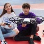 Fais voler le drone Tello et apprends à coder en même temps !
