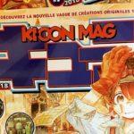 Sortie de Ki-oon Mag pour découvrir 5 nouveaux mangas