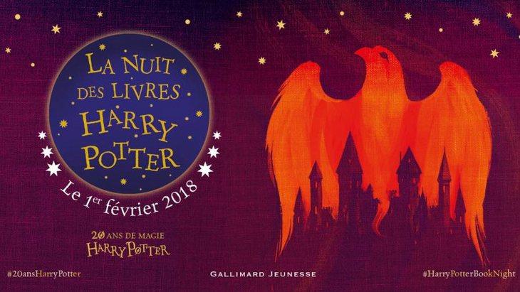 Vendredi, c'est la Nuit Harry Potter à Tarbes