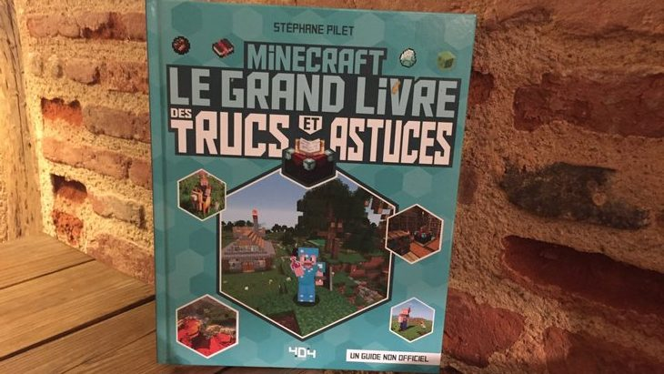 Minecraft – Le grand livre des trucs et astuces