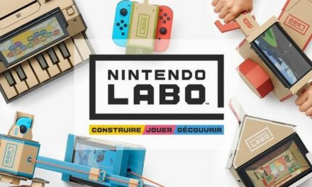 Nintendo Labo : quand du carton révolutionne le jeu vidéo !