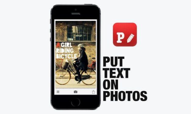 Phonto, l'application géniale pour ajouter du texte à tes photos