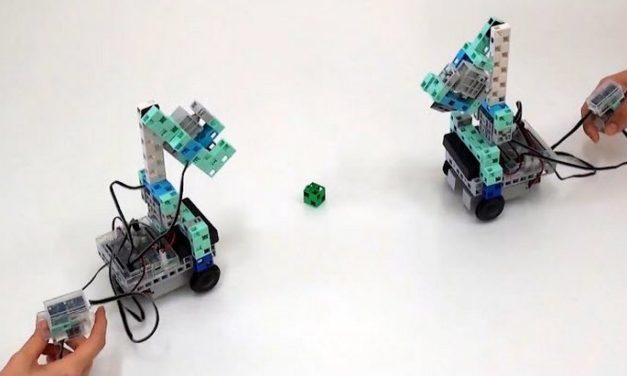 À la découverte des robots éducatifs de Speechi : construis, code et joue !