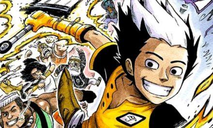 Manga : Tinta Run, une nouvelle série créée par un français