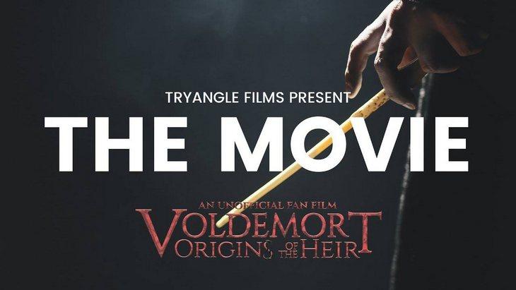 Voldemort, Origins of the Heir : le fan film à voir sur YouTube